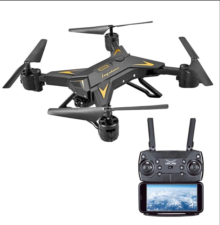 ganancia cero TQZY FPV RC Drone Drone Drone con cámara Vídeo en Vivo y GPS Regreso a casa Quadcopter con cámara WiFi 1080P HD de Gran Angular Ajustable  Sígueme, retención de altitud, batería Inteligente, blancoo y Negro  calidad fantástica