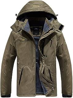 Men Jacket Beautyfine Waterproof Hoodie Detachable Breathable Sport Outdoor Hiking Coat