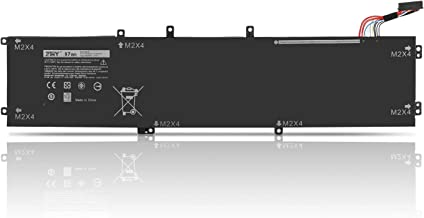ZTHY 6Cell 97Wh 6GTPY Laptop Battery Replacement for Dell XPS 15 9570 2018 XPS 15 9560 2017 I7-7700HQ XPS 15 7590 Precision 5520 5530 Workstation Series Notebook 5XJ28 5D91C 11.4V