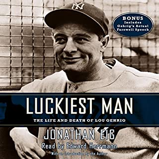 Luckiest Man cover art
