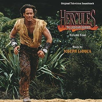 Hercules: The Legendary Journeys, Vol. 4 (Original Television Soundtrack)