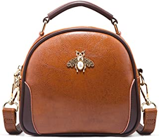 Lavogel Shoulder Crossbody Bags for Women Stylish Bee Fashion Purse and Handbags
