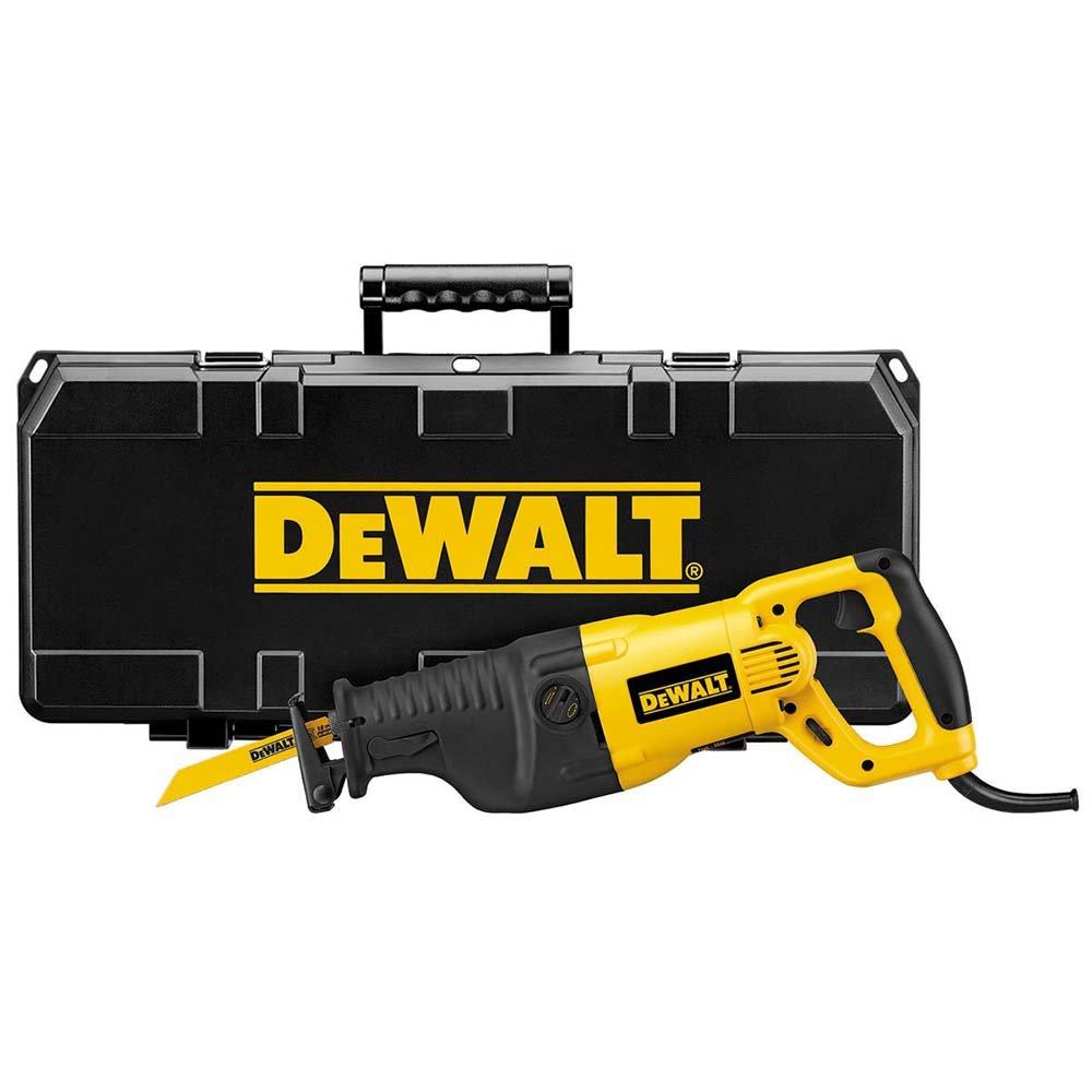 DeWalt DW311K-QS Sierra Sable 1.200W-Electrnica Accin pendular ...