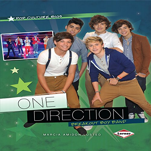 One Direction copertina