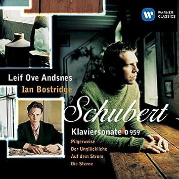 Schubert : Sonata in A/Lieder
