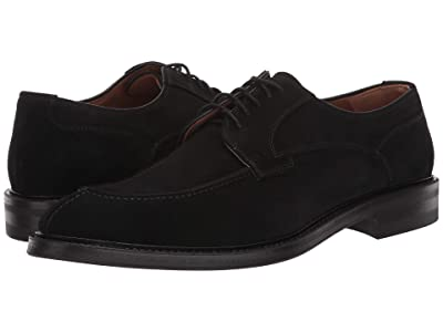 Aquatalia Grady (Black Suede) Men
