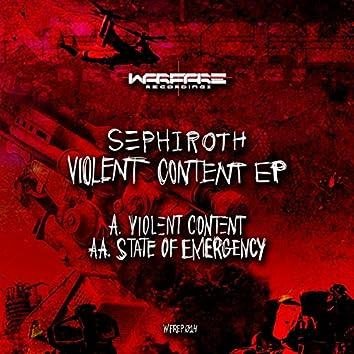 Violent Content EP