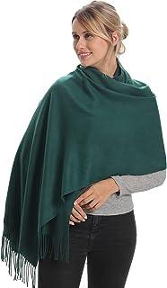 1 Packs Or 2 Packs Women Plain Large Soft Pashmina Scarf Wrap Shawl