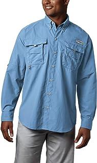Mens Bahama Ii Long Sleeve Shirt