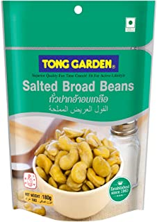 Tong Garden Salted Broad Beans without Skin, 180g