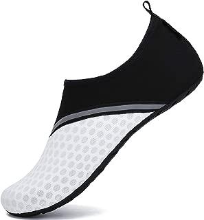 JOINFREE Scarpe da Acqua Estive da Uomo Scarpe da Nuoto A Piedi Nudi da Donna Scarpe da Ginnastica Ad Acqua Quick Dry Yoga