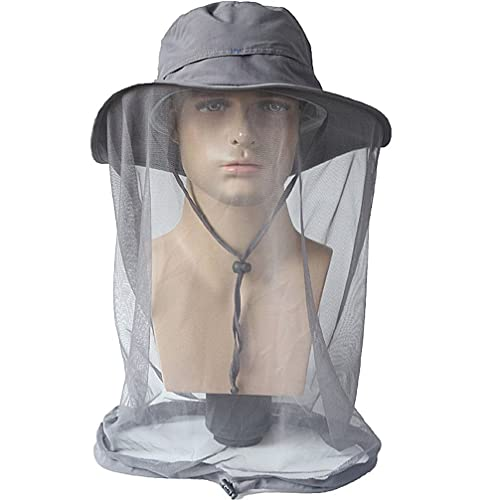 Beekeeping Tools Beekeeping Supplies Aggressive Neck Cover Mask Mosquito Bee Net Veil Face Outdoor Head Bee Tool Protective Cap Portable Beekeeping Hat 100% Guarantee