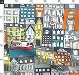 Dänemark, Kopenhagen, Architektur, Architektonisch,