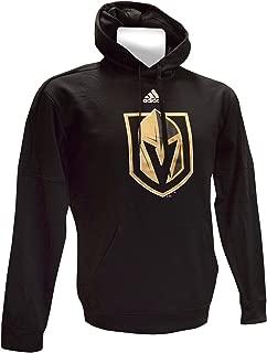 adidas Vegas Golden Knights Black Climalite NHL Hooded Sweatshirt