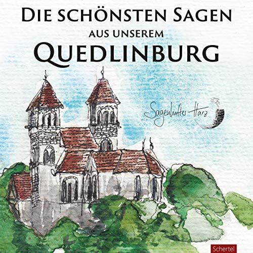 Die schönsten Sagen aus unserem Quedlinburg Titelbild