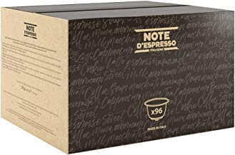 Note D'Espresso Cápsulas de Café de Colombia - 96 x 7 g, Total: 672 g