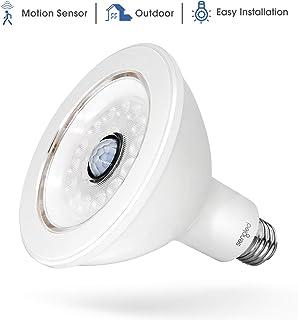 Smartsense by Sengled PAR38 1 Pack - 3000K LED Security Floodlight with Built-in Motion