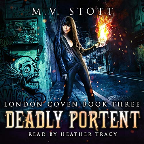 Deadly Portent (An Uncanny Kingdom Urban Fantasy) cover art