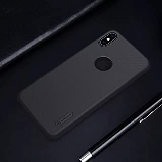 Apple iPhone XS Max (6.5) NILLKIN Matte Hard Frosted Shield Case for iPhone XS Max 6.5 Inch Protective Back Cover - Black ...