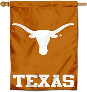 College Flags & Banners Co. University of Texas UT Longhorns House Flag