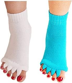 toe spacing socks