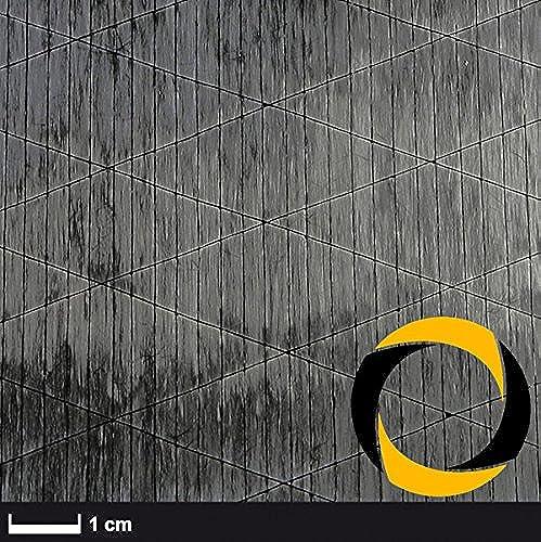 Ascending Composites Kohlegelege ST 80 g m2 (unidirektional) 50 cm, Rolle 20 m