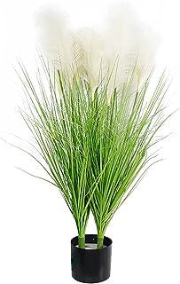 Artificial Plants نبات بوعاء 85 سم مع وجود أعشاب من القصب الاصطناعي، مع النباتات الاصطناعية التي يمكن أن تكون عازمة بشكل ت...