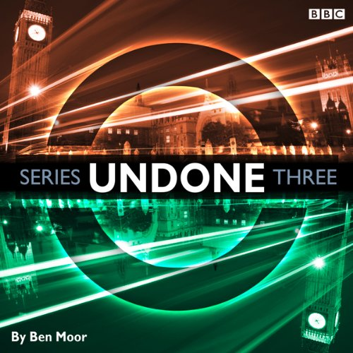 Undone: Series 3 audiobook cover art