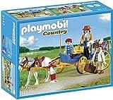 Playmobil 3117, Carruaje tirado por caballos