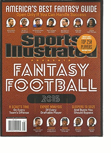 SPORTS ILLUSTRATED FANTASY FOOTBALL GUIDE, 2015 (AMERICAN BEST FANTASY GUIDE)