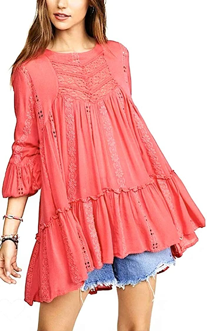 Free People Max 88% OFF Women's Challenge the lowest price Tunic Kiss