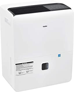 Global Industrial Portable 95 Pint Dehumidifier with Water Pump, Energy Efficient