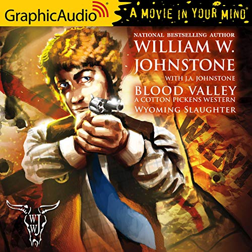 Wyoming Slaughter [Dramatized Adaptation] cover art