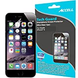 Accell Tech Guard Ultra-Clear Screen Protector for iPhone 6 & 6S (S179A-002L)