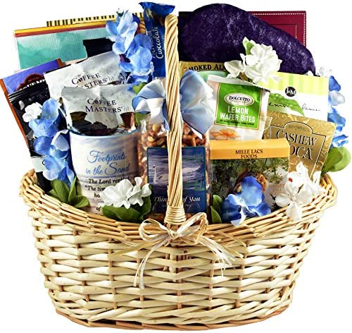 Gift Basket Village With Deepest Sympathy Bereavement and Sympathy 7 Piece Set Comfort Foods product image