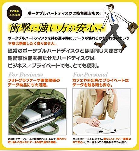 Logitec外付けHDDポータブルハードディスク3TB耐衝撃LHD-PBM30U3BK