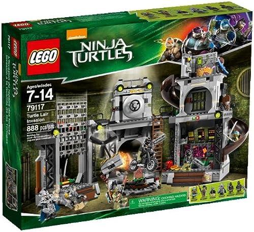 LEGO Teenage Mutant Ninja Turtles Lair Invasion - 79117.