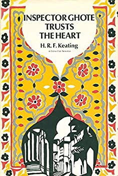 Inspector Ghote Trusts the Heart 0140039457 Book Cover
