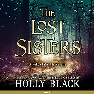 The Lost Sisters audiobook cover art