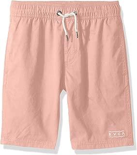 RVCA Boys B103URGE Gerrard Elastic Boardshort Trunk Board Shorts