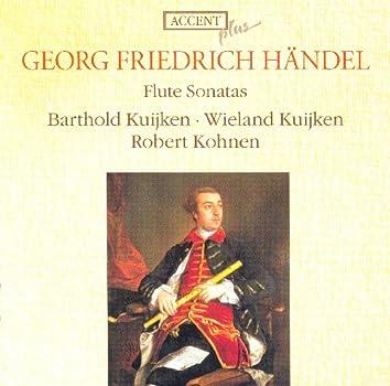 Handel, G.F.: Flute Sonatas, Hwv 359B, 363B, 367B, 374, 375, 376, 378, 379