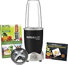 NutriBullet Series 600W Extractor de nutrientes original color negro