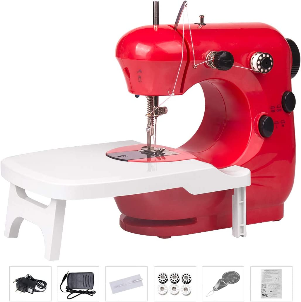 Bruvoalon New arrival Electric Sewing List price Machine Househol Lightweight Portable