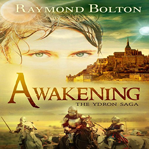 Awakening     The Ydron Saga, Book 1              By:                                                                                                                                 Raymond Bolton                               Narrated by:                                                                                                                                 Matt Standley                      Length: 12 hrs and 16 mins     7 ratings     Overall 4.4