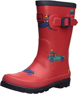 Joules Kids' Boys Welly Rain Boot