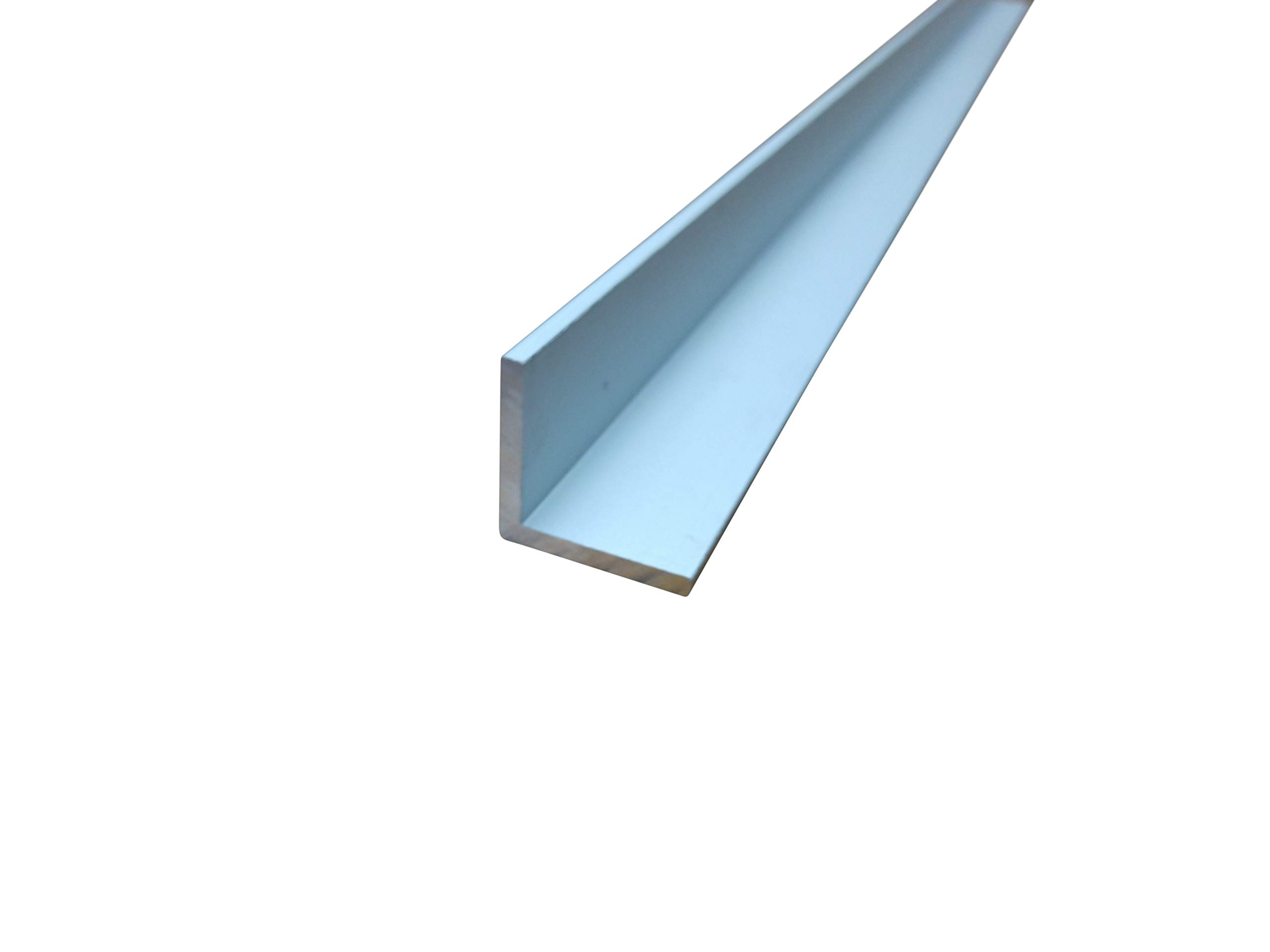 SAF 79-X Aluminum Angle 2 x 2 x 1//8 x 92.000