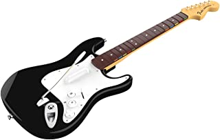 Rock Band 4 Wireless Fender Stratocaster Guitar Controller for Xbox One - Black