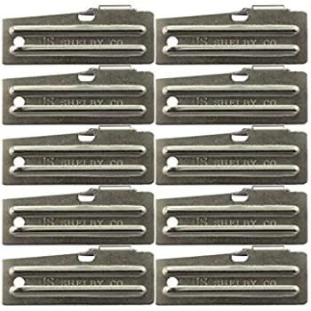 20 Shelby Can Openers 10 Each Of P-38 & P-51 Made In USA
