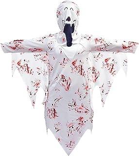 SWEETYSTORE Halloween Evil Spirit Ghostly Specter Child Girl Boy Costume Dress