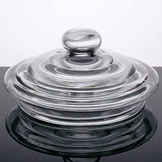 lid 2.4 gallon beverage dispenser lid glass